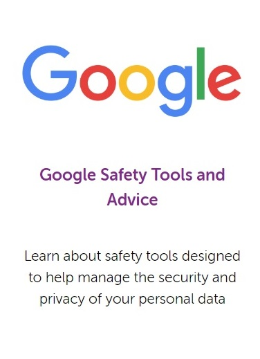 google safety tools