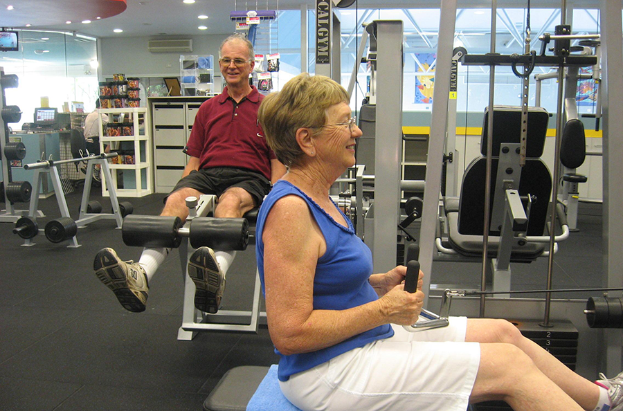 City of Canning - Over 50s Fitness