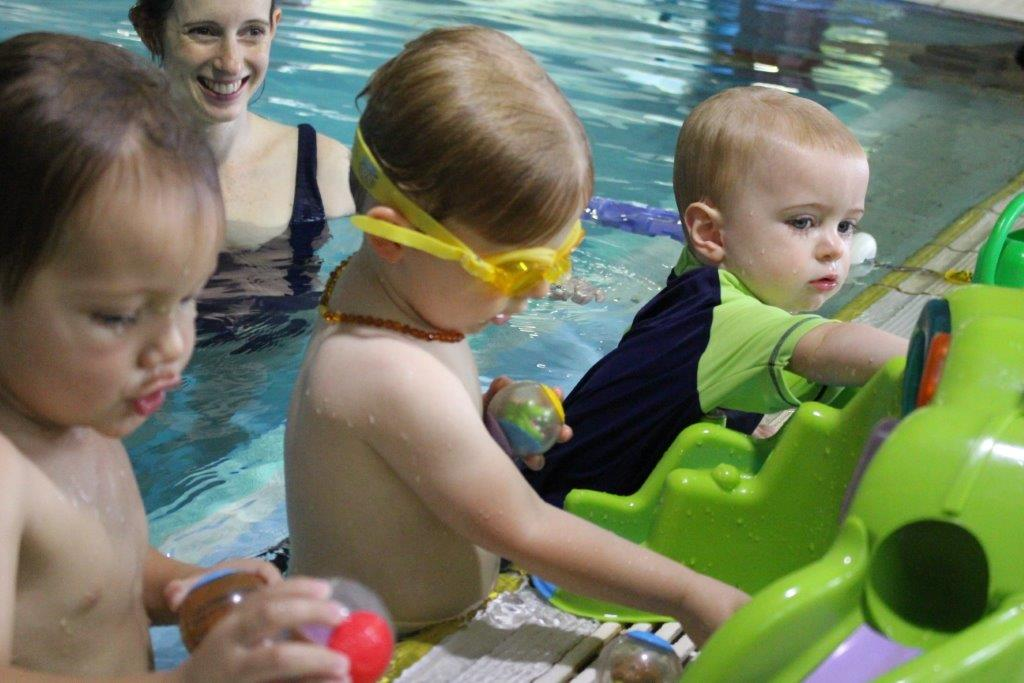 Tots Swimming Lessons