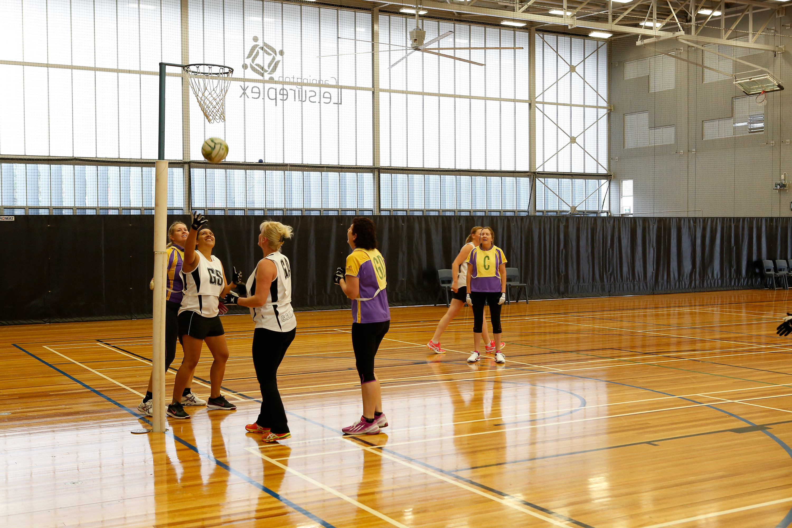 City Of Canning Hire A Court