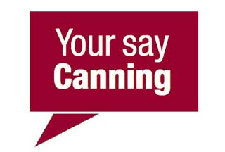 Your Say Canning - Consultation